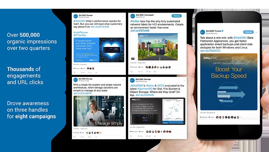 Dell EMC Social 2019