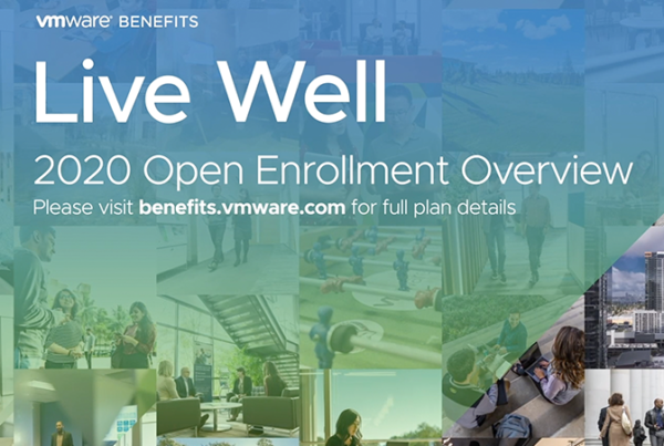 VMware Benefits Campaign