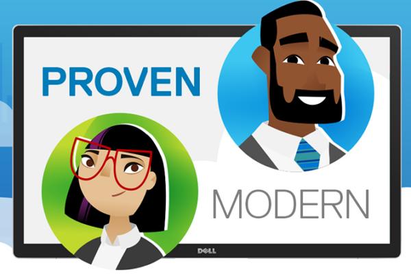 Dell Proven+Modern